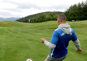 Organizácia hry na golfovom ihrisku 17.-23.07.